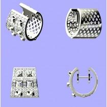 Custom Designed, Diamond Earring